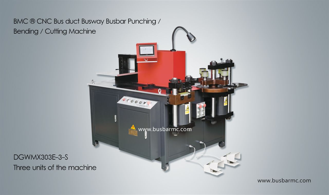 busbar Machine